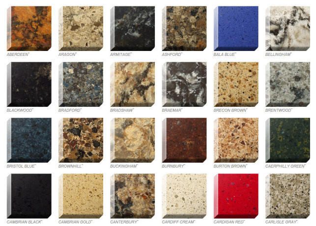 Quartz Countertop Colors & Styles Tampa