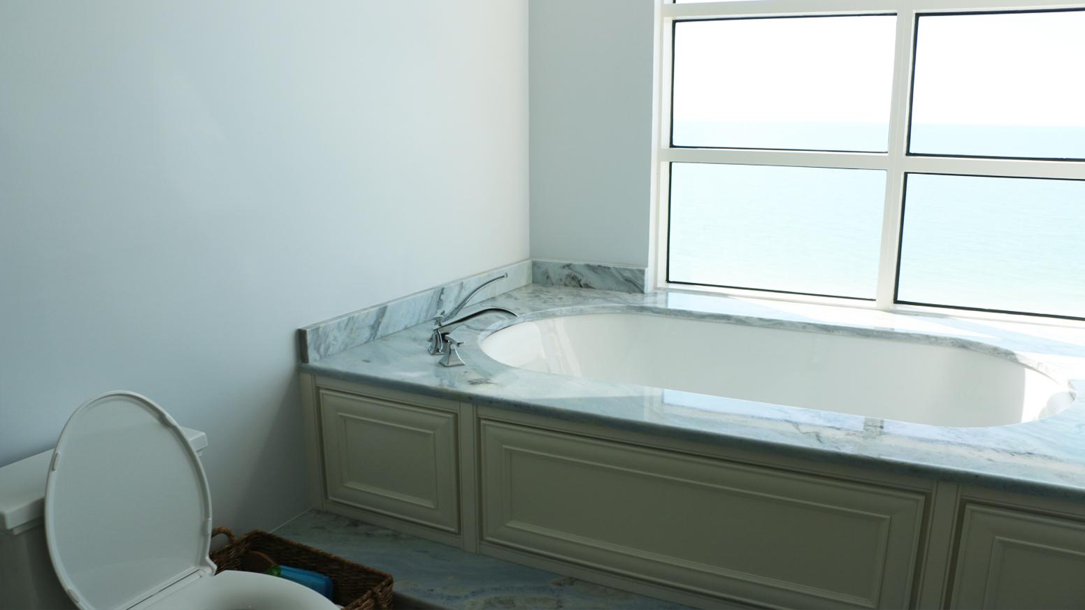 Condominium Bathroom Gallery Ebie Construction - Bathroom remodeling clearwater fl